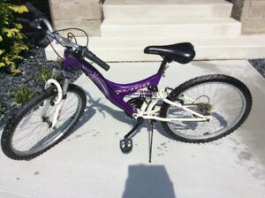 Bike- 18 speed, 20 inch tires