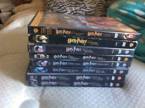Collection DVD Harry potter