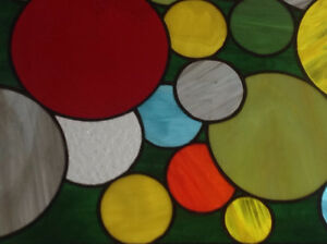 STAINED GLASS (100's of Square Feet)