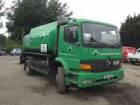Mercedes-Benz Atego 1823 FUEL TANKER 18T GROSS