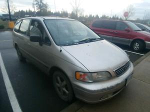 Honda Odyssey 1997