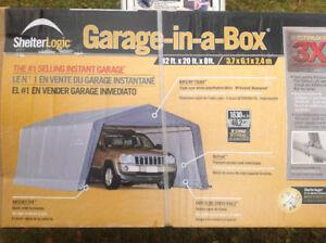 Abri/garage