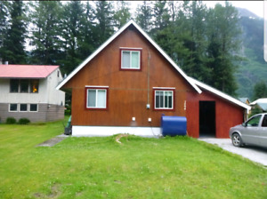 House for sale or for rent in Stewart, BC