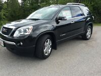 2008   GMC  SLT -  ACADIA  only  90,000 KMS - Great Family Car