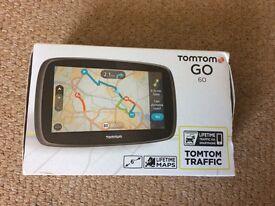 TomTom GO 60 Sat Nav