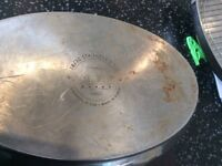 Meyer Stainless steel casserole/ roasting oval 7 litre