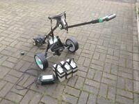 Hill Billy Electric Golf Cart Trolley
