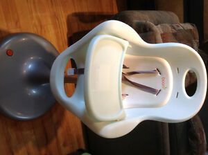 Coolest high chair boon pedastal