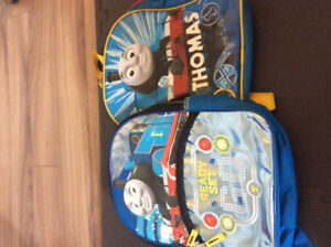 Thomas the Train backpacks
