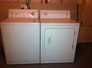 Kenmore 70 Series Washing Machine & Dryer