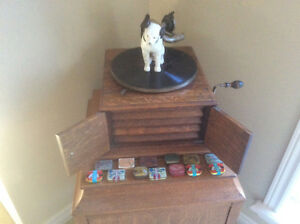 Antique Victrola from 1911 to1926