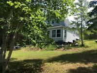 Camp for sale riverside in acadieville New Brunswick