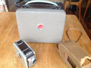 Vintage Browning movie camera and projector $100.00
