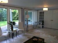 Furnished suite in upscale east-end home