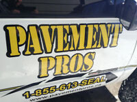 Pavement Pros, your local asphalt maintenance specialists