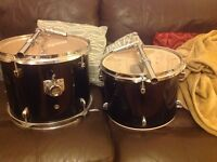 2 Drum Tom toms