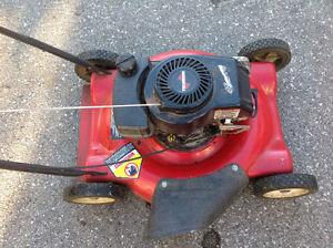 Used lawn mower 26""