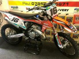 2020 KTM SX 250....10 HOURS FROM NEW...MINT CONDITION...£5895...MOTO X CHANGE