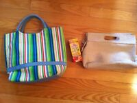 Two cute carry bags. Both for $5