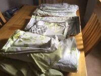 Next king size bed sets x 3
