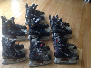 Skates for sale - various models and sizes