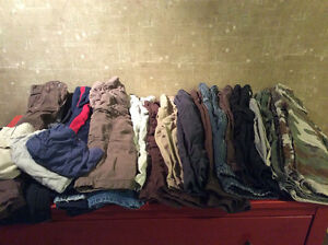 Toddler Boys Size 3 Clothing Lot - 72 Items!