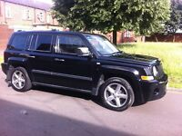 2007 Jeep Patriot limited CD-R