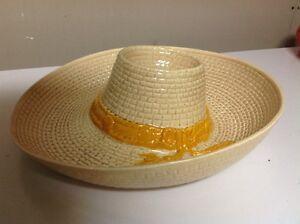 Ceramic hat dip dish Kitchener / Waterloo Kitchener Area image 1