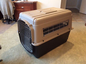 Extra Large dog crate -brand new
