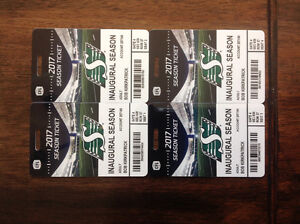 2 Tickets for Rider Canada Day Game July 1