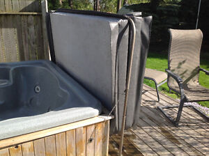 LIFTER for spa cover and Hot Tub LID