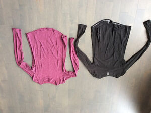Lululemon size 8 tops - 8 different tops $40 each