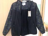 M&S Rain jacket age 13/14