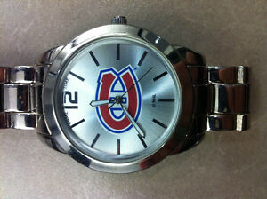Stainless Steel Montreal Canadian Watch