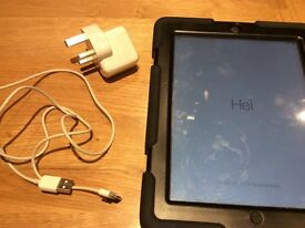 iPad 2 16gb in Griffin Tough case