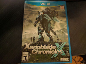 Selling Xenoblade Chronicles X - $45