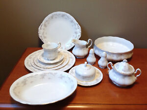 Paragon Exmoor bone china