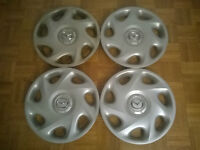 "Mazda 15"" Wheel Covers"