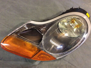 986 Boxster or 996 911 Porsche Drivers Side Headlight Assembly