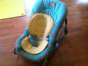 Baby relax swing