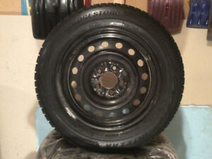 4 Bridgestone Blizzak 205/60 R16 Winter