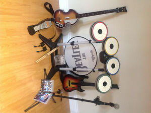 Beatles Rock Band (limited edition) for PS3