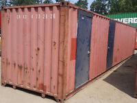 Modified Shipping Containers Watch|Share |Print|Report Ad