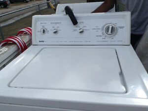 Older model washer/dryer pair $80.00