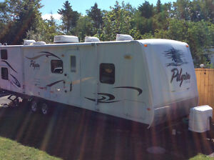 2008 34 ft PILGRIM TRAVEL TRAILER