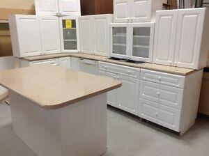 White kitchen Fonthill Restore