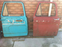 1961 1962 1963 1964 1965 FORD F100 DOORS