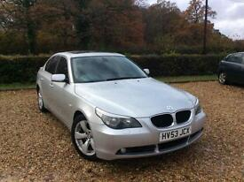 BMW 530 3.0I SE AUTOMATIC !! FULL LEATHER INTERIOR !!