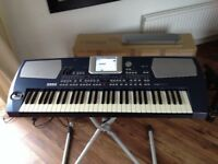KORG PA500 ....boxed , immaculate ........
