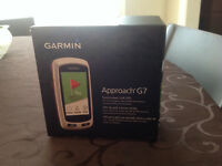 Garmin Golf GPS Approach G7